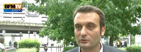 ZAPPING - Croissance nulle en France: les réactions politiques