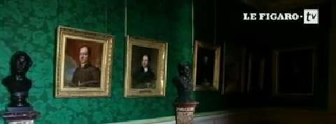 Découvrez une aile inédite du château de Versailles