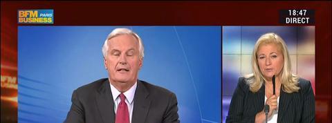 Michel Barnier, vice-président de la Commission européenne, dans Le Grand Journal 3/3