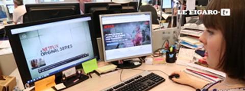 Netflix en France : un catalogue