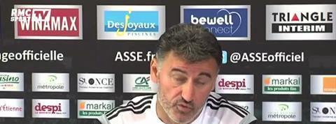 Football / Les jours de récupération font débat à Saint-Étienne