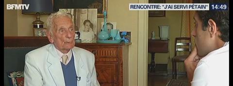 7 jours BFM: Paul Racine: J'ai servi Pétain –