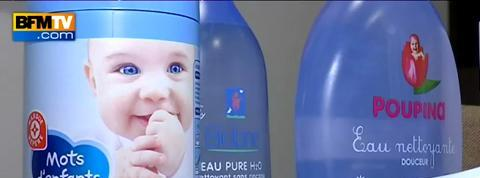 Lingettes Mixa, Pampers, Biolane contiennent des substances dangereuses pour les bébés