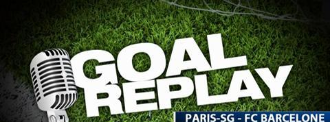 PSG - Barça: Le Goal Replay avec le son RMC Sport