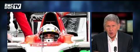 Formule 1 / Accident de Jules Bianchi : de quoi souffre-t-il ?