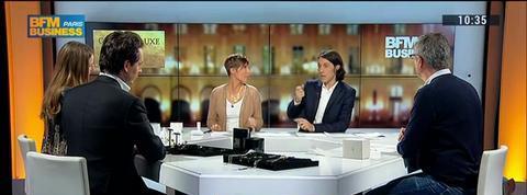 Quid des nouveaux modes de diffusion de parfum ?: Céline Ellena, Killian Hennessy et Lionel Paillès (3/4)