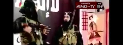 Une chaine de télévision kurde parodie l'Etat islamique