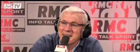 Luis Attaque / Quand Johnny ne savait pas que M.Denisot était président du PSG