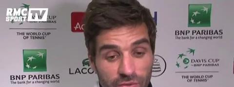 Tennis / Coupe Davis Arnaud Clément et le changement de dernière minute