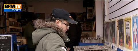 Face à la demande de vinyles, une usine ouvre ses portes