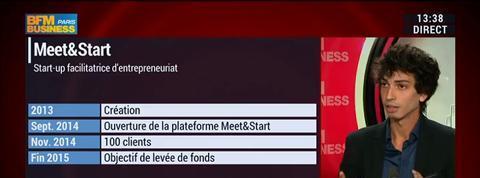 Made in Paris de Clément Lafargue, Meet&Start