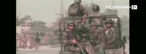 Pakistan : 20 morts dans une école attaquée par un commando taliban
