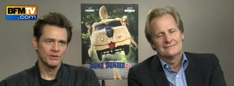 Dumb et Dumber De, la promo déjantée de Jim Carrey et Jeff Daniels