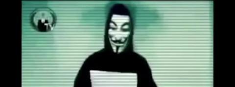 Charlie Hebdo : Anonymous entre en guerre