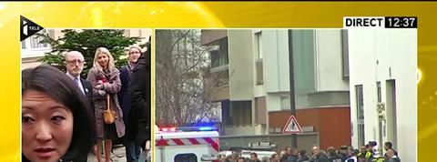 Charlie Hebdo : Fleur Pellerin se rend sur place