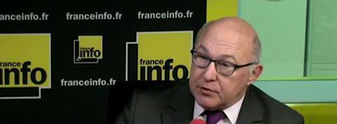 Mesures contre le terrorisme : «On a mis des crédits de côté» assure Sapin