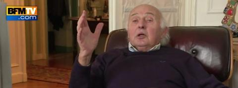 Elie Buzyn raconte « la marche de la mort » entre Auschwitz et Buchenwald