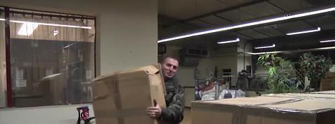 Plan vigipirate : Préparation du matériel de l'armée