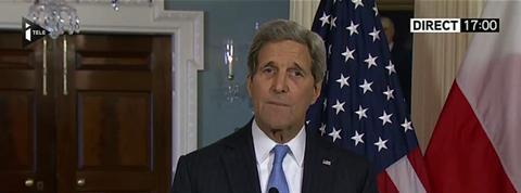 John Kerry : «Le pouvoir de la liberté d'expression vaincra»