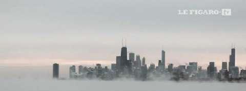 États-Unis : quatrième jour de froid intense à Chicago