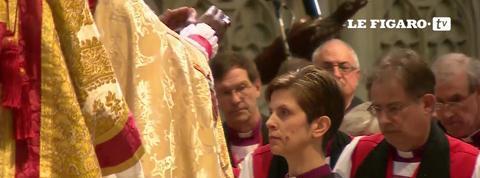 L'ordination d'une femme évêque anglicane ne plaît pas à tout le monde