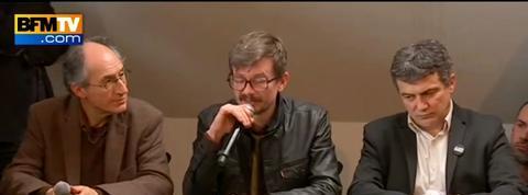 Luz raconte comment il a dessiné la une de Charlie Hebdo