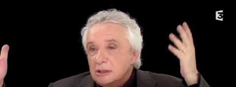 Michel Sardou regrette d'avoir trompé sa femme