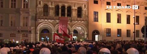 Pegida : rassemblement de 250 personnes en Autriche