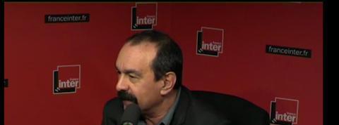 Philippe Martinez à propos d'Emmanuel Macron: