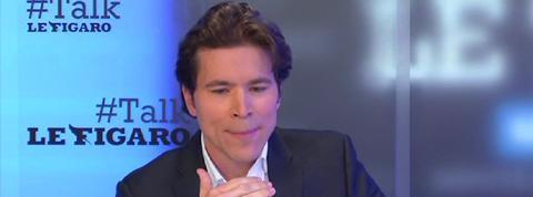 Geoffroy Didier : «Avec le FN, ça va être un combat de rue»
