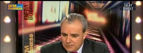 Jean-Louis Chaussade, directeur général de Suez Environnement (2/2) –