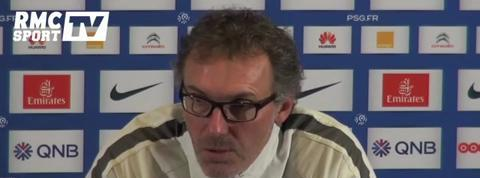 Football / Laurent Blanc : mercato, Coupe de la Ligue, Cavani, Thiago Silva...