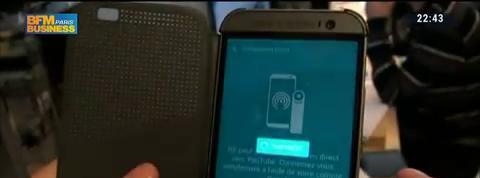 Le test du Lab 01net.com: la caméra Re de HTC