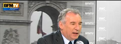 Départementales: Ce n'est pas lutter contre le FN que d'en faire le sujet unique des conversations, estime Bayrou