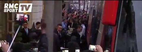 Football / Ligue des champions : Le PSG en route pour Stamford Bridge