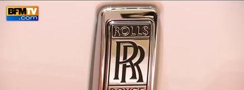 La Rolls-Royce Phantom version Serenity, un modèle d'exception au Salon de Genève