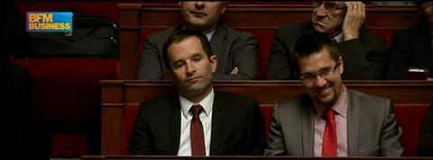 Manuel Valls soigne son image sociale