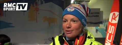 Biathlon / Chpts du Monde / Dorin-Habert : Un soulagement