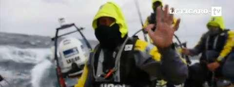 Volvo Ocean Race : En route pour Auckland