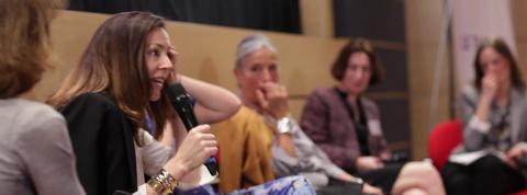 Le Téva lab : Marie-France Cohen, Chloé Saada, Kate Davis