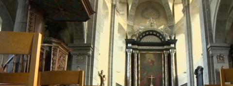 Belgique : les vols dans les églises se multiplient