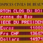 151ème vente des Hospices de Beaune : Encore un succès !